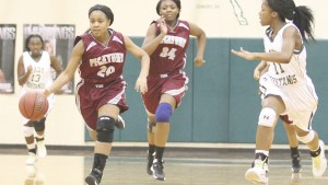 James Pugh On the move: The Picayune girls dropped a game to league leading West Harrison Tuesday night and now will host Stone County Friday night at Kelly Wise Gym in a big Region 7-5A contest.