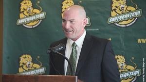 Picayune's Matt Riser has been named the head baseball coach at SLU. SLU Sports Information