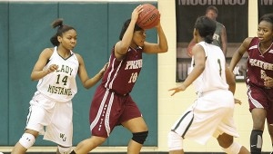 ABOUT TIME: The Picayune Lady Tide returns to the court tonight in Region 7-5A play against Long Beach. Photo by James Pugh