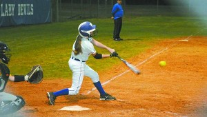 OPENING DAY: Local baseball and softball teams kicked off their season Friday night at the Pearl River Central Sports Complex in Carriere.  Photo by Curtis Rockwell