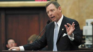 SCHOOL TAKE OVER: Representative Mark Formby said House Bill 455 has passed through both chambers of the legislature and will now go to conference to debate the finer points of the bill.  AP File Photo