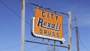 FAMILY OWNED: City Rexall Drugs has been owned and operated by the Griffin family for 67 years.  Photo by Alexandra Hedrick