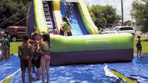 SUMMER TIME FUN: Applications for the Police Summer Camp will soon be available and campers will be taken on a first come, first serve basis.  Alexandra Hedrick | Picayune Item